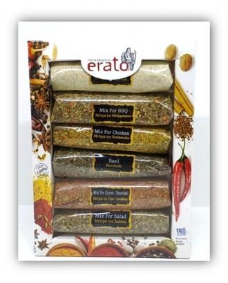 Gift set ERATO  code  0813