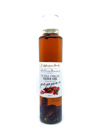 Flavoured olive oil with Chilli 250 ml