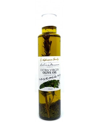 Flavoured olive oil with Rosemary 250 ml.