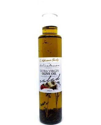 Flavoured olive oil for Salad 250 ml