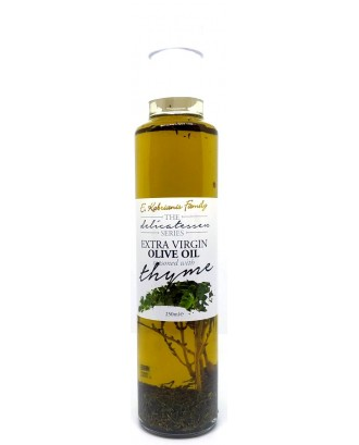 Flavoured olive oil with Thyme 250 ml