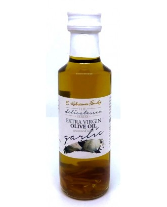 Flavoured olive oil with Garlic 100 ml