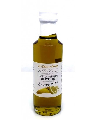 Flavoured olive oil with Lemon 100 ml