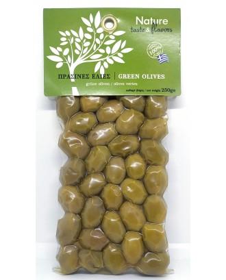 Green olives 250gr
