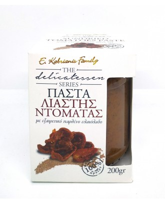 Sundried tomatoes paste 200gr