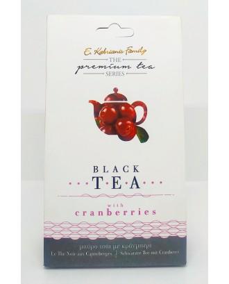 """Granberries"" Premium black tea  40gr"