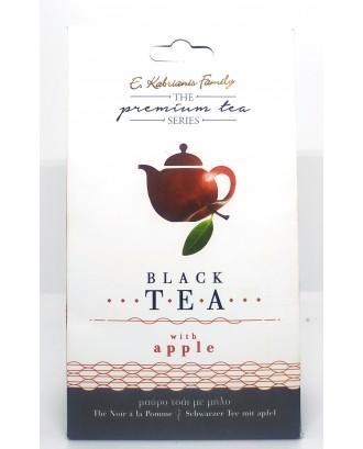 """Apple "" Premium black tea 40gr"
