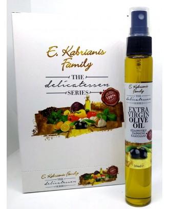 Extra virgin olive oil in spray 50 ml